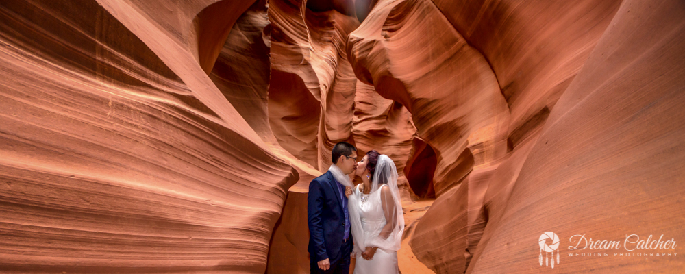 Antelope Canyon Wedding Packages